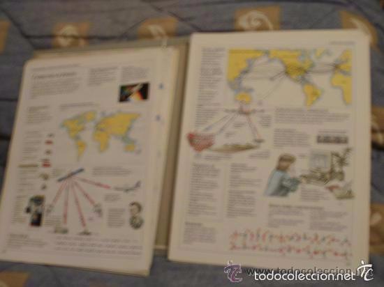 Enciclopedias de segunda mano: EL GRAN LIBRO DE CONSULTA - ED. el pais - COMPLETO SOLO FALTA ENCUADERNARLO -RefAlYaEmEx8FoIz - Foto 3 - 58207445