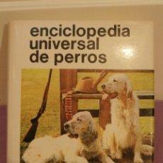Enciclopedias de segunda mano: ENCICLOPEDIA UNIVERSAL DE PERROS - TOMO 2 - EDITORIAL HISPANO EUROPEA - 1977 - 408 PAG.. Lote 58385063