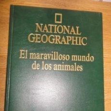 Enciclopedias de segunda mano: NATIONAL GEOGRAPHIC - EL MARAVILLOSO MUNDO DE LOS ANIMALES.. Lote 58483930