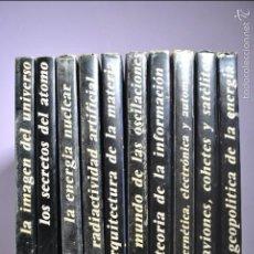 Enciclopedias de segunda mano: ENCICLOPEDIA SALVAT - ERA ATOMICA - 10 GRANDES VOLUMENES. Lote 58556119