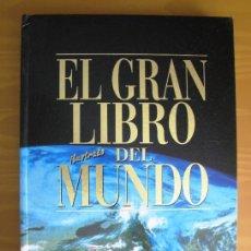 Enciclopedias de segunda mano: EL GRAN LIBRO ILUSTRADO DEL MUNDO. Lote 59220665