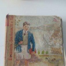 Enciclopedias de segunda mano: ENCICLOPEDIA ESCOLAR SEGUNDO GRADO -LUIS VIVES 1952. Lote 60525609