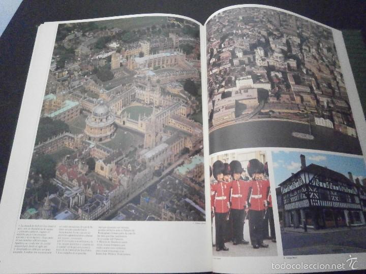 Enciclopedias de segunda mano: 1 LIBRO AÑO 1984 - GRAN ATLAS SALVAT - EUROPA FISICA POLITICA SEPTENTRIONAL PAISES BALTICOS TOMO 2 ) - Foto 3 - 60660655