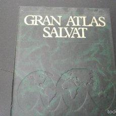 Enciclopedias de segunda mano: 1 LIBRO AÑO 1984 - GRAN ATLAS SALVAT - TOMO 3 - EUROPA CENTRAL FRANCIA NOROCCIDENTAL BENELUX PEN. IB. Lote 60661403