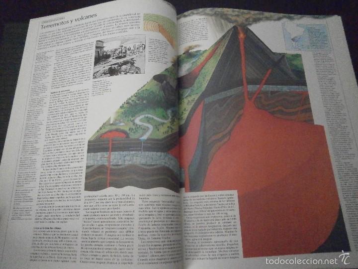 Enciclopedias de segunda mano: 1 LIBRO AÑO 1984 - GRAN ATLAS SALVAT - TOMO 3 - EUROPA CENTRAL FRANCIA NOROCCIDENTAL BENELUX PEN. IB - Foto 2 - 60661403