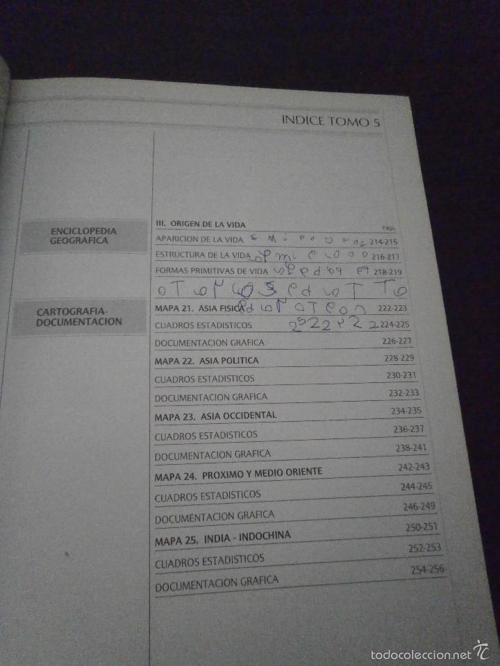 Enciclopedias de segunda mano: 1 LIBRO AÑO 1984 - GRAN ATLAS SALVAT TOMO 4 - ITALIA PAISES ALPINOS DANUBIANOS BALCANES URSS - Foto 4 - 60661747