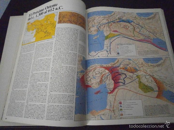 Enciclopedias de segunda mano: 1 LIBRO AÑO 1985 - GRAN ATLAS DE HISTORIA ( TOMO 2 ) - Foto 3 - 60662491