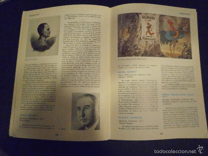 Enciclopedias de segunda mano: 1 LIBRO DE ORIENTACION ESCOLAR - BIOGRAFÍAS - Foto 2 - 60690843