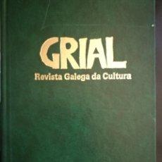 Enciclopedias de segunda mano: GRIAL REVISTA GALEGA DA CULTURA. COLECCIÓN.GALAXIA 1988. Lote 60719855