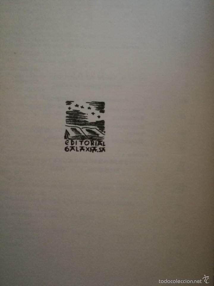 Enciclopedias de segunda mano: Grial Revista Galega da Cultura. Colección.Galaxia 1988 - Foto 6 - 60719855