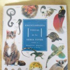 Enciclopedias de segunda mano: ENCICLOPEDIA VISUAL DE LOS SERES VIVOS - TOMO II – DORLING KINDERSLEY - EL PAÍS / ALTEA 1993. Lote 61138495