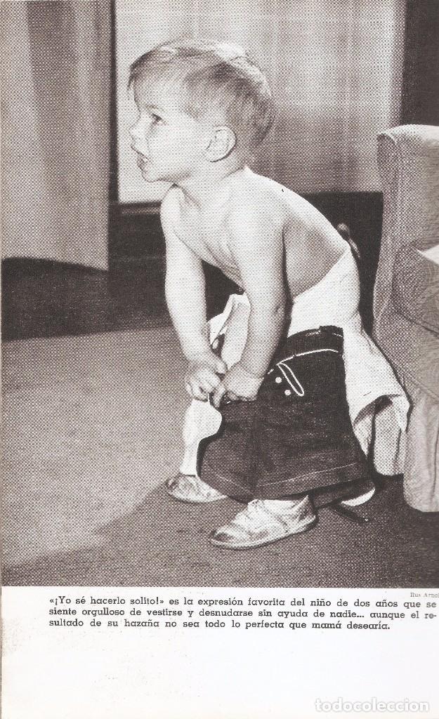 Enciclopedias de segunda mano: LIBRO PRESENTACIÓN ENCICLOPEDIA EL MUNDO DE LOS NIÑOS - SALVAT EDITORES, 1958. - Foto 6 - 62817264
