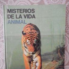 Enciclopedias de segunda mano: MISTERIOS DE LA VIDA ANIMAL. 2 TOMOS. EDITIONS DE CREMILLE, GENEVE 1972.. Lote 63450644