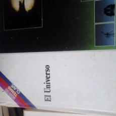 Livres d'occasion: AULA ABIERTA SALVAT. EL UNIVERSO. Lote 63547532