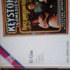 Livres d'occasion: AULA ABIERTA SALVAT. EL CINE. Lote 63548948