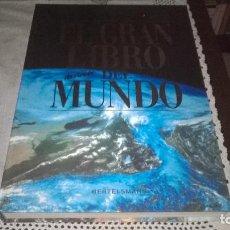 Enciclopedias de segunda mano: EL GRAN LIBRO ILUSTRADO DEL MUNDO, GRAN ATLAS MUNDIAL. Lote 64667695
