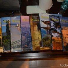 Enciclopedias de segunda mano: 10 TOMOS DE LAS MARAVILLAS DEL MUNDO. Lote 65973086
