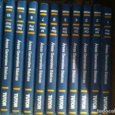 Enciclopedias de segunda mano: ENCICLOPEDIA TUTOR 11 TOMOS. Lote 66535518