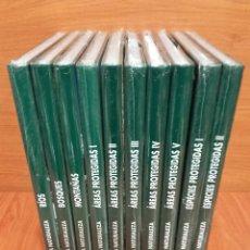Enciclopedias de segunda mano: NUESTRA NATURALEZA - COLECCION COMPLETA EN 10 TOMOS NUEVOS PRECINTADOS - EDICIONES AUPPER - 2008. Lote 66773826