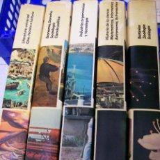 Livres d'occasion: 5 TOMOS DE ENCICLOPEDIA TEMATICA PLANETA.1981. Lote 67300477