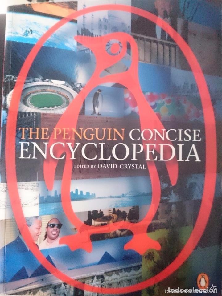 ENCICLOPEDIA EN INGLES TOTALMENTE - THE PENGUIN CONCISE ENCYCLOPEDIA (Libros de Segunda Mano - Enciclopedias)
