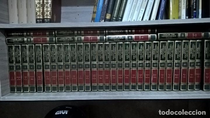 NUEVA ENCICLOPEDIA DEL MUNDO. INST. LEX. DURVAN 37 TOMOS (Libros de Segunda Mano - Enciclopedias)