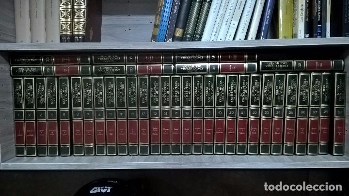 Enciclopedias de segunda mano: NUEVA ENCICLOPEDIA DEL MUNDO. INST. LEX. DURVAN 37 tomos - Foto 2 - 68419381