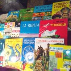 Enciclopedias de segunda mano: ENCICLOPEDIA LOTE 115. Lote 68636329