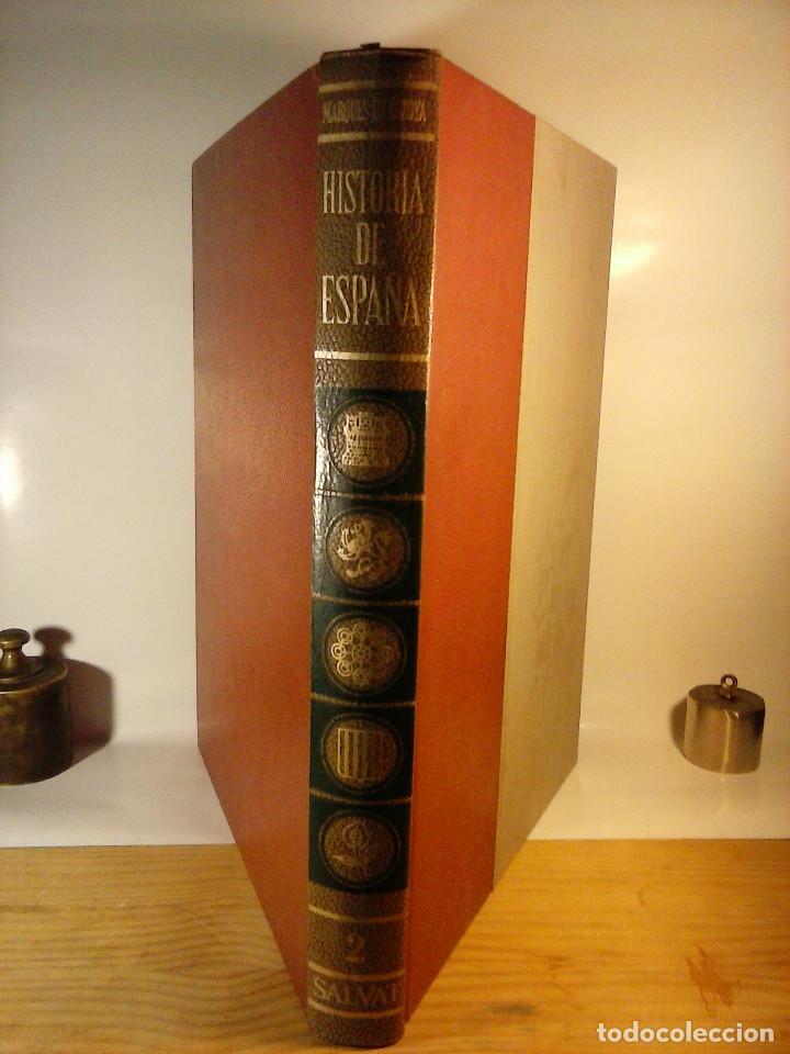 Enciclopedias de segunda mano: HISTORIA DE ESPAÑA - Salvat - 6 tomos (1974) - Foto 2 - 68795537