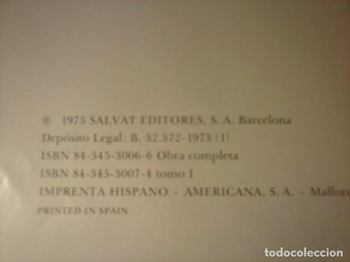 Enciclopedias de segunda mano: HISTORIA DE ESPAÑA - Salvat - 6 tomos (1974) - Foto 10 - 68795537