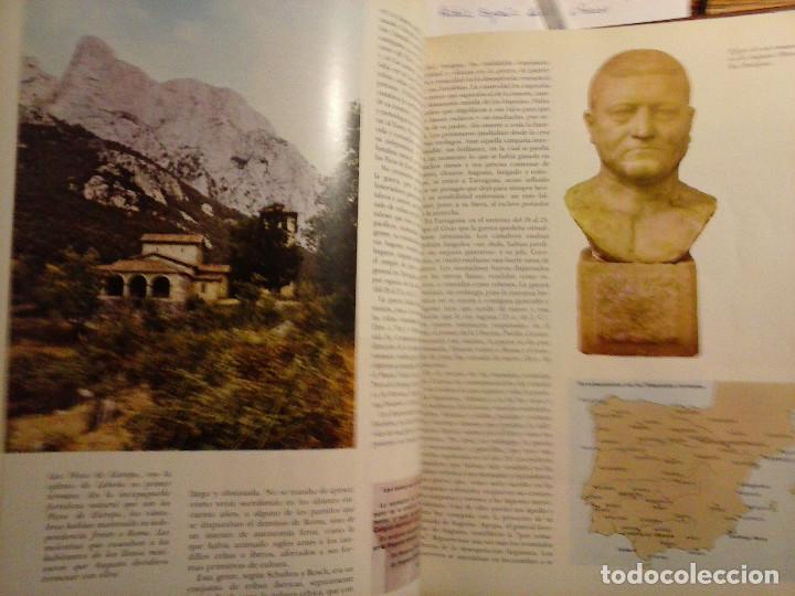 Enciclopedias de segunda mano: HISTORIA DE ESPAÑA - Salvat - 6 tomos (1974) - Foto 13 - 68795537