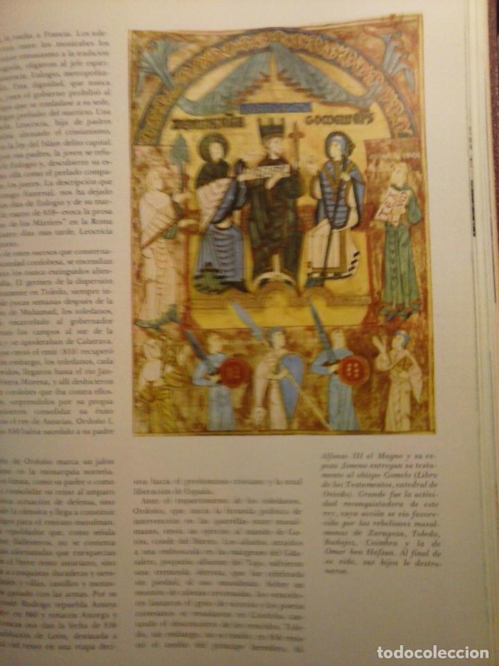 Enciclopedias de segunda mano: HISTORIA DE ESPAÑA - Salvat - 6 tomos (1974) - Foto 14 - 68795537