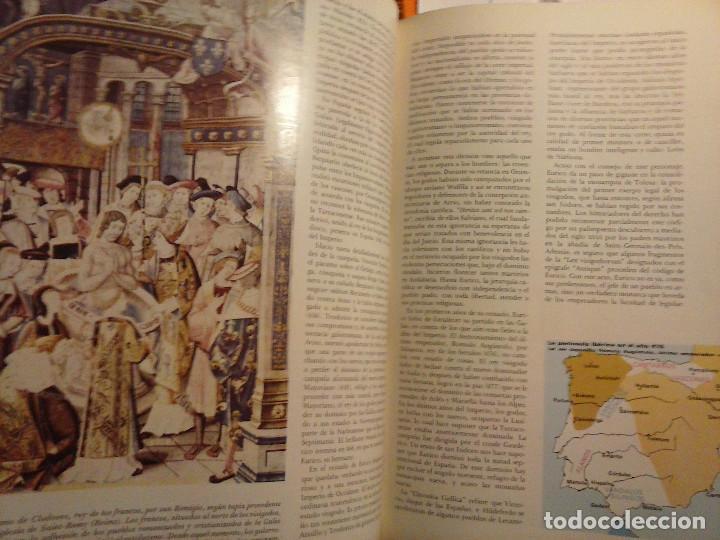 Enciclopedias de segunda mano: HISTORIA DE ESPAÑA - Salvat - 6 tomos (1974) - Foto 17 - 68795537