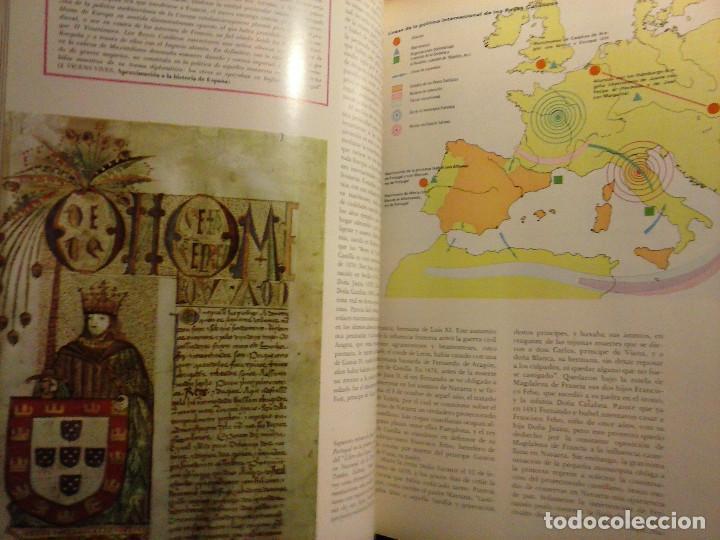 Enciclopedias de segunda mano: HISTORIA DE ESPAÑA - Salvat - 6 tomos (1974) - Foto 21 - 68795537