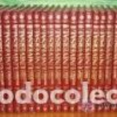 Enciclopedias de segunda mano: GRAN HISTORIA UNIVERSAL 1986 COMPLETA 33 VOLUMENES. Lote 69004361