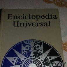 Enciclopedias de segunda mano: ANTIGUA ENCICLOPEDIA UNIVERSAL 1966. Lote 69283202