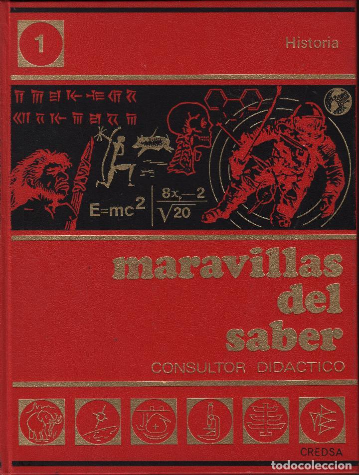 Enciclopedias de segunda mano: MARAVILLAS DEL SABER - ENCICLOPEDIA 12 TOMOS ( COMPLETA) , ENCICLOPEDIA/MUNDI - Foto 2 - 69825937