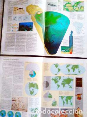Enciclopedias de segunda mano: GRAN ATLAS SALVAT EDICIÓN 1985 COMPLETA - Foto 3 - 71450759