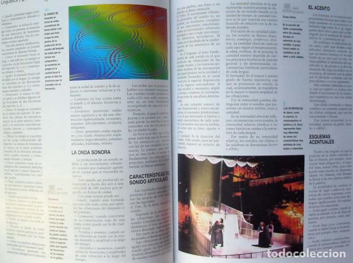 Enciclopedias de segunda mano: GRAN ENCICLOPEDIA INTERACTIVA OCEANO - ADAPTADA A LA LOGSE - 16 + 2 TOMOS - 4136 PÁGINAS - VER - Foto 12 - 74325967