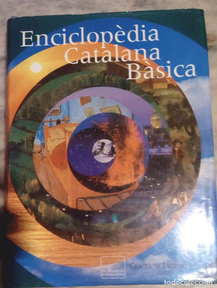 Enciclopedias de segunda mano: ENCICLOPÈDIA CATALANA BÀSICA - CERCLE DE LECTORS - 1997 (ACEPTO OFERTAS) - Foto 2 - 74362407