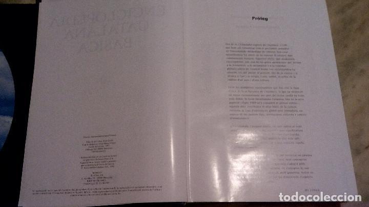 Enciclopedias de segunda mano: ENCICLOPÈDIA CATALANA BÀSICA - CERCLE DE LECTORS - 1997 (ACEPTO OFERTAS) - Foto 3 - 74362407