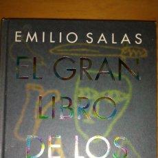 Enciclopedias de segunda mano: EL GRAN LIBRO DE LOS SUEÑOS (EMILIO SALAS, 1987) (CÍRCULO - 1996) +380 PÁG. - TAPA DURA. Lote 74446775