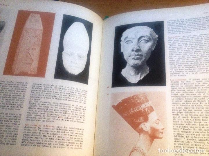 Enciclopedias de segunda mano: ENCICLOPEDIA DEL MUNDO BÍBLICO- TOMOS I y II- Plaza Janés- 1970 - Foto 3 - 74463167
