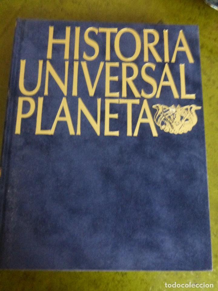 Enciclopedias de segunda mano: HISTORIA UNIVERSAL. PLANETA, 1995.SIN LEER - Foto 2 - 75253611