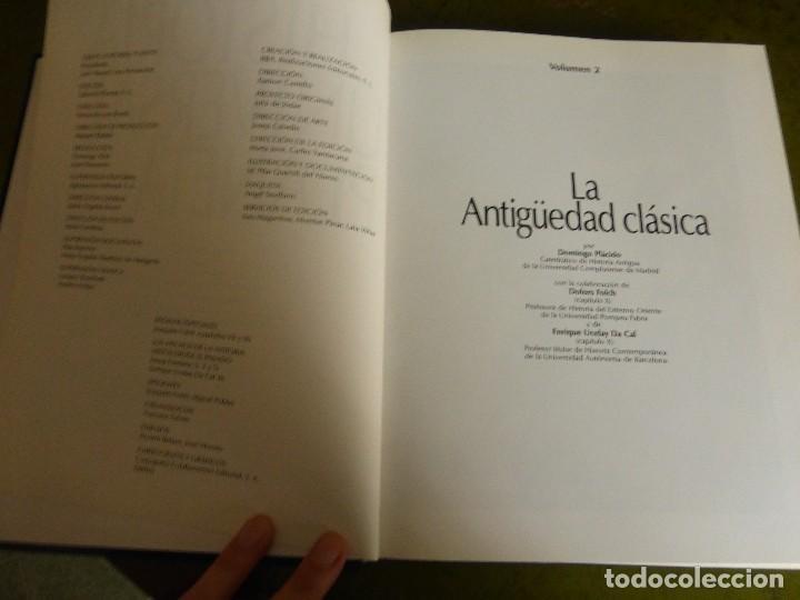 Enciclopedias de segunda mano: HISTORIA UNIVERSAL. PLANETA, 1995.SIN LEER - Foto 4 - 75253611