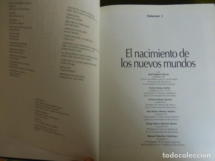 Enciclopedias de segunda mano: HISTORIA UNIVERSAL. PLANETA, 1995.SIN LEER - Foto 5 - 75253611