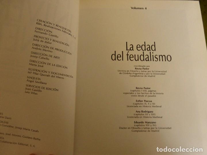Enciclopedias de segunda mano: HISTORIA UNIVERSAL. PLANETA, 1995.SIN LEER - Foto 6 - 75253611