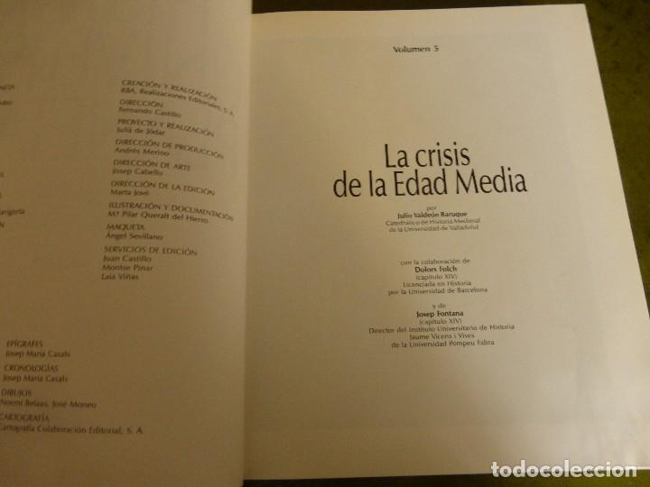 Enciclopedias de segunda mano: HISTORIA UNIVERSAL. PLANETA, 1995.SIN LEER - Foto 7 - 75253611
