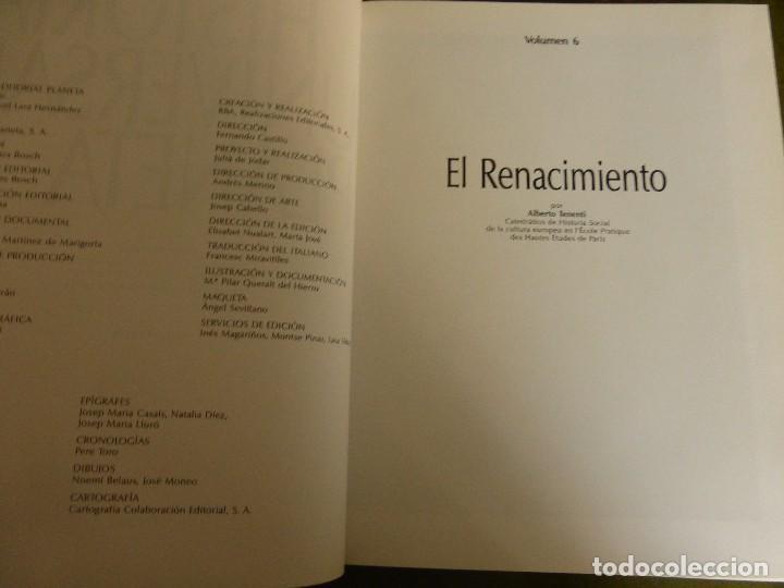 Enciclopedias de segunda mano: HISTORIA UNIVERSAL. PLANETA, 1995.SIN LEER - Foto 8 - 75253611