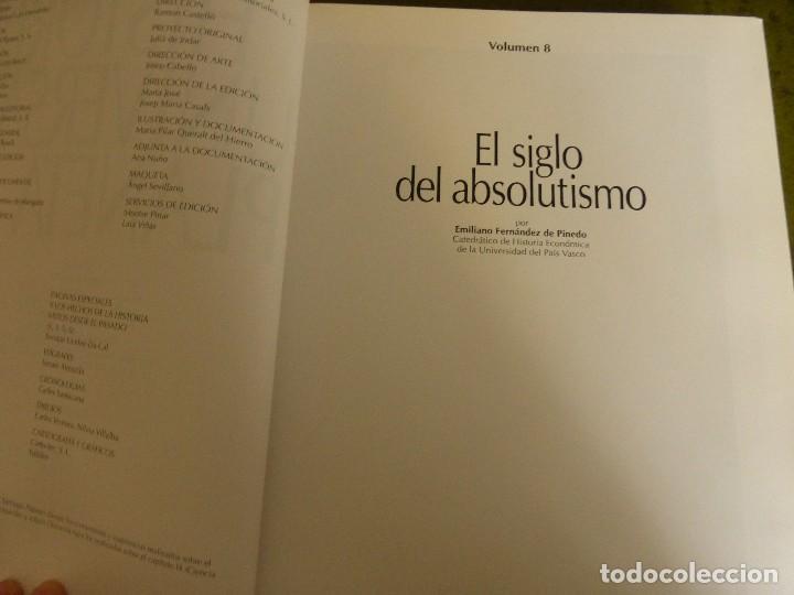 Enciclopedias de segunda mano: HISTORIA UNIVERSAL. PLANETA, 1995.SIN LEER - Foto 10 - 75253611
